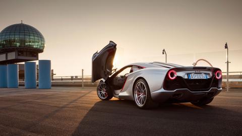 ATS GT superdeportivo deportivo exclusivo