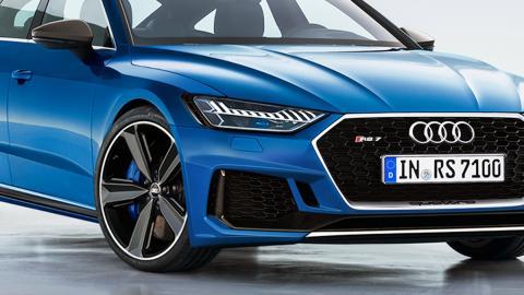 El Audi RS7 de X-Tomi