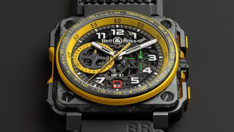 Bell & Ross REnault f1