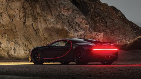 Bugatti Chiron 'Number One'