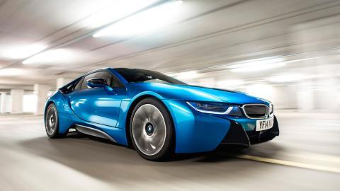 Los coches más caros de BMW: BMW i8