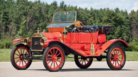 coches más importantes de la historia inicios rolls-royce ford model t panhard hispano suiza