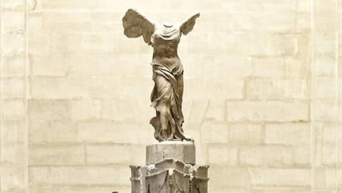 Estatua Rolls Royce Samotracia. PxHere
