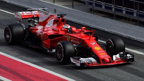 Ferrari SFH70 Artes Max