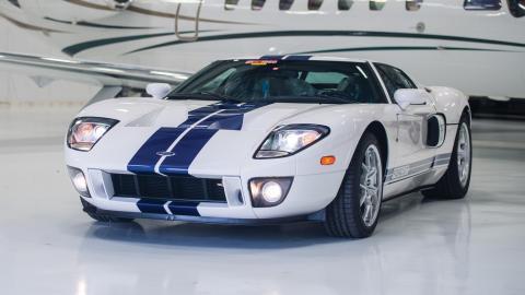 Ford GT a subasta (I)