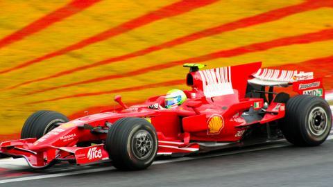 GP Brasil 2008, Felipe Massa, el campeón efímero