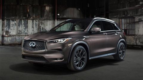 Infiniti QX50 2018 SUV lujo tamaño medio