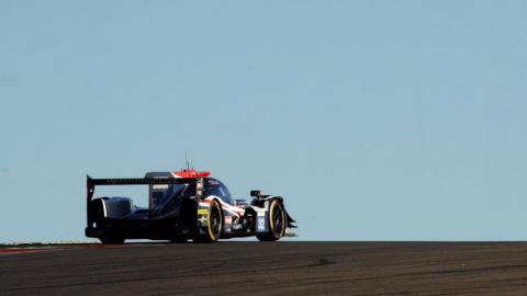 El Ligier PS17 de Alonso para Daytona