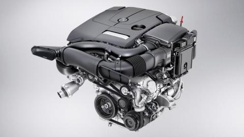 Mercedes M 264