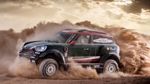 Mini en el Dakar 2018 (I)