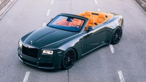 Rolls Dawn Spofec