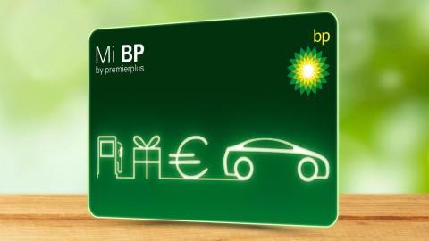 Tarjeta Mi BP