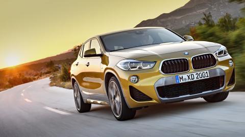 Todas las novedades del Salón del Automóvil de Los Ángeles 2017 - BMW X2