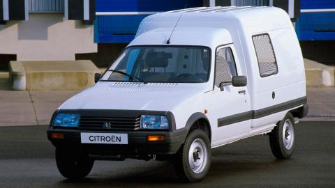Viejas glorias: Citroën C15 (I)