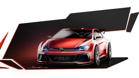 Volkswagen Polo R5 GTI