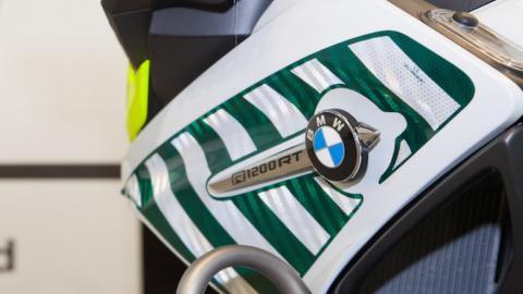 BMW Guardia Civil