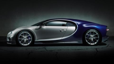 Bugatti Chiron (I)
