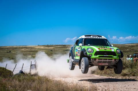 Los favoritos del Dakar 2018