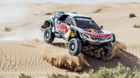 Los favoritos del Rally Dakar 2018