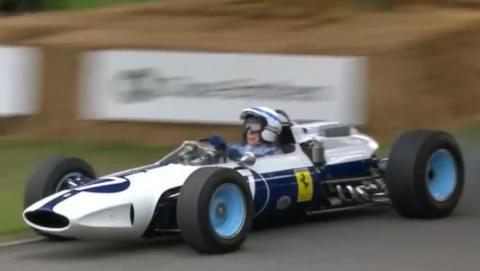 Ferrari 158 NART Surtees