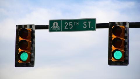 El invento del semáforo