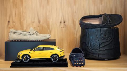 ¡Llegan los regalos de Lamborghini!