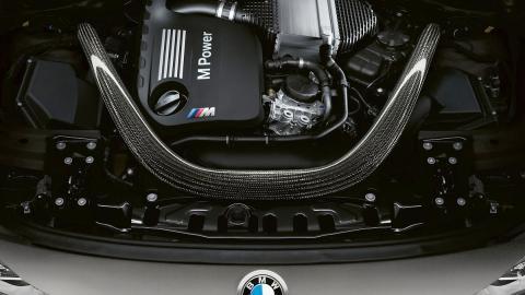 Motor del BMW M3