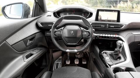 Peugeot 5008 2.0 BHDI prueba