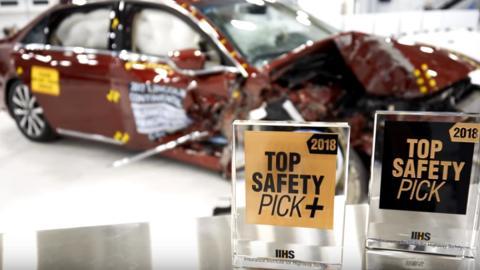 Premios Safety Pick
