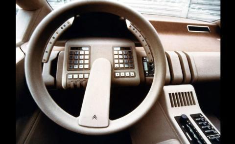 Salpicadero Citroën Xenia concept