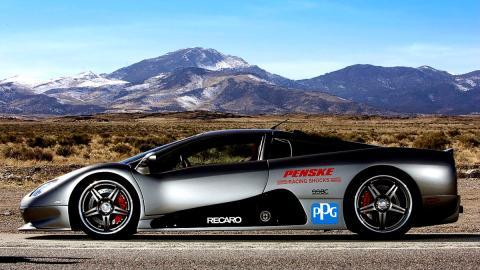 Objetivo: Veyron. Resultado: KO