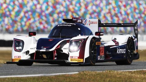 Alonso supera el examen de Daytona y mira a Le Mans