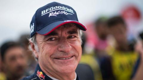 Carlos Sainz victoria Dakar 2018