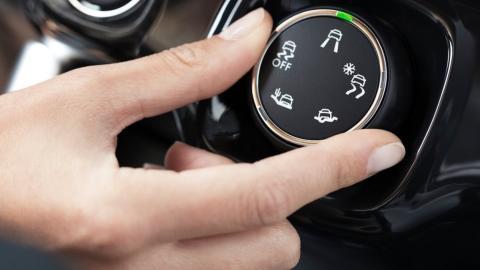 Citroën C3 Aircross - Grip Control