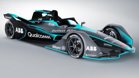 Los coches de la Fórmula E y su maravilloso Halo