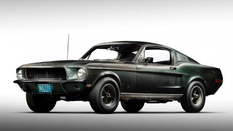 Ford Mustang Bullit original