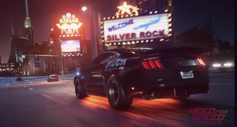 Ford Mustang en el Need for Speed