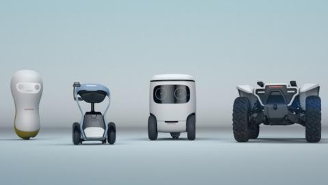Honda 3E Robotics Concept