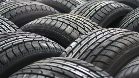 El invento del neumático de coche