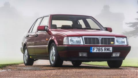 Lancia Thema Mr. Bean