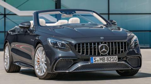 Mercedes-AMG S65 Cabrio 2018