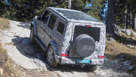 todoterreno lujoso offroad off-road montaña prueba asfalto fuera