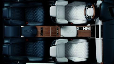 Range Rover SV Coupé 2018