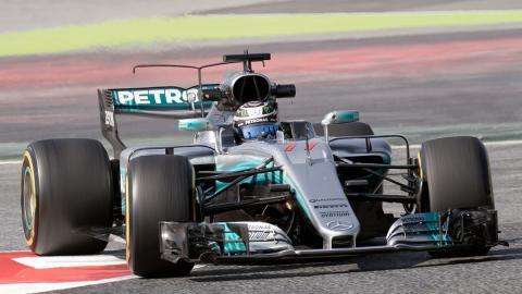 Temporada F1 2018