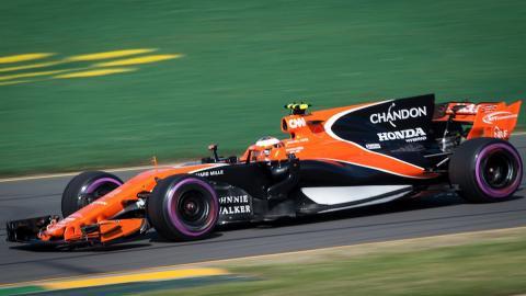La TV CNBC, nuevo socio de McLaren