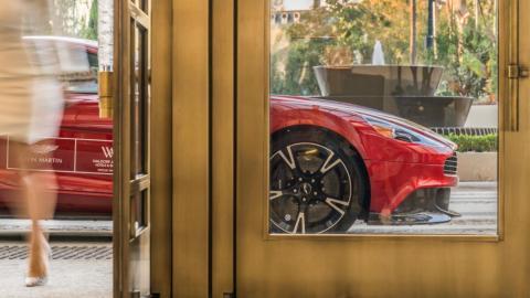 Aston Martin Hotel Waldorf Astoria Beverly Hills (III)