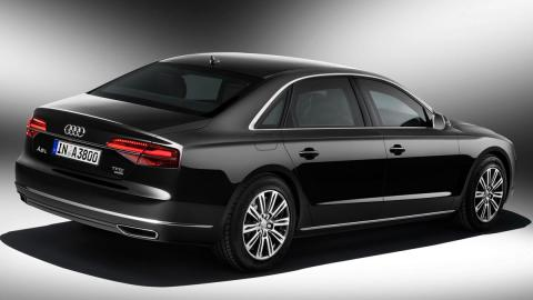 coche blindado lujo presidente mariano rajoy españa oficial