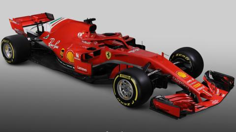 Ferrari SFH71