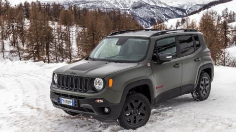 Jeep Renegade 2017 Trailhawk