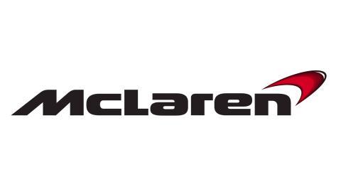 Loguete de McLaren